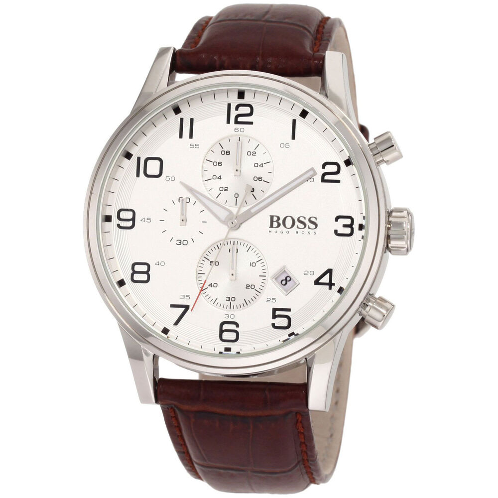 Men's Watches Hugo Boss 1512447 Classic Watch Quartz ...