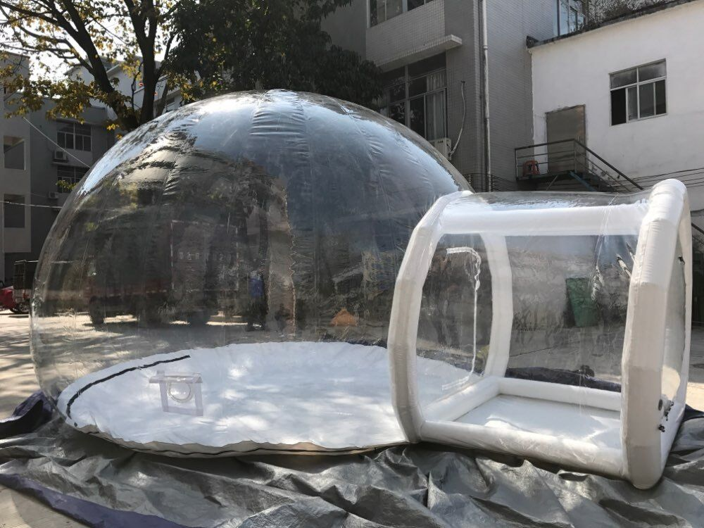 Bubble Tent Inflatable Outdoor Bubble House Tent