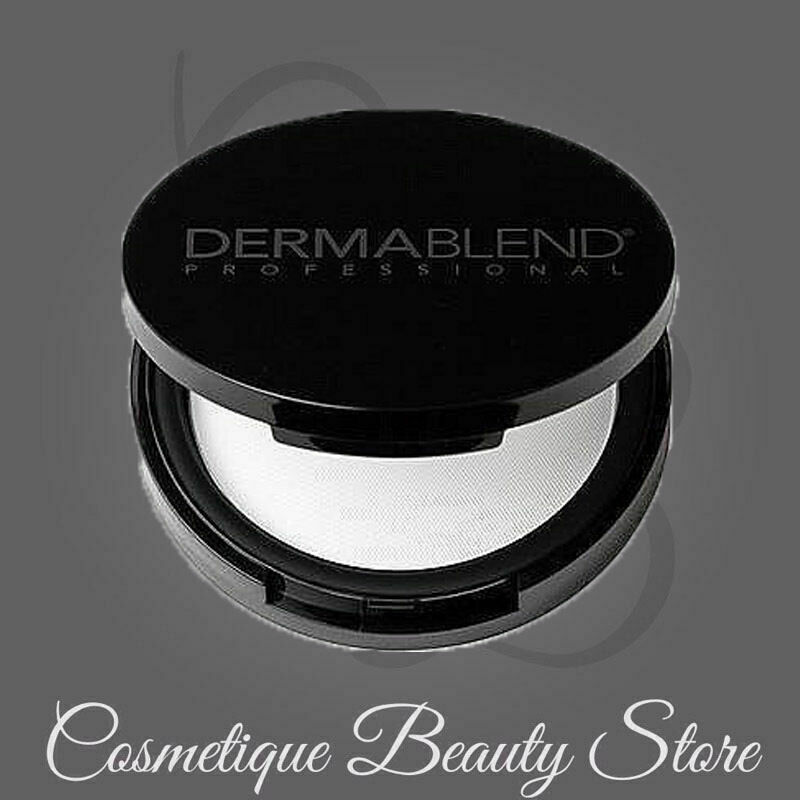 Dermablend Compact Solid Setting Powder Suntan .35 Oz. In Box
