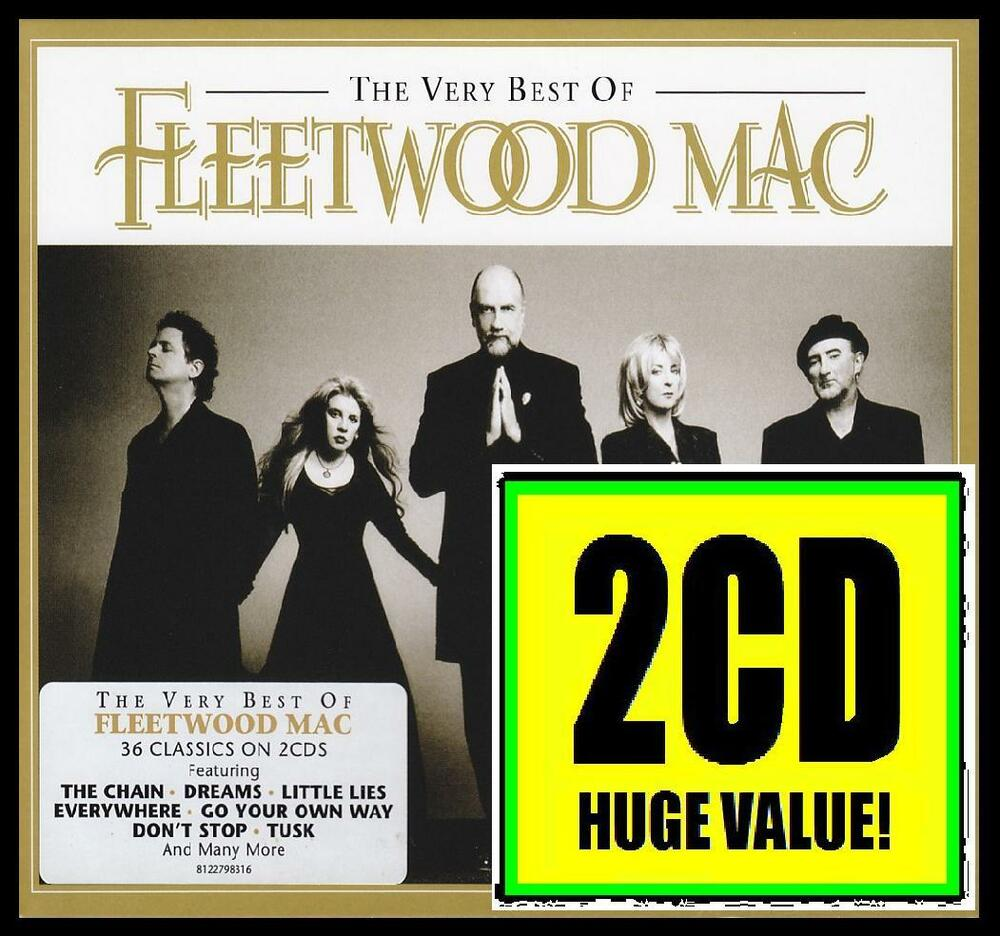 The Very Best Of Fleetwood Mac Remastered Fleetwood Mac: FLEETWOOD MAC (2 CD) THE VERY BEST OF
