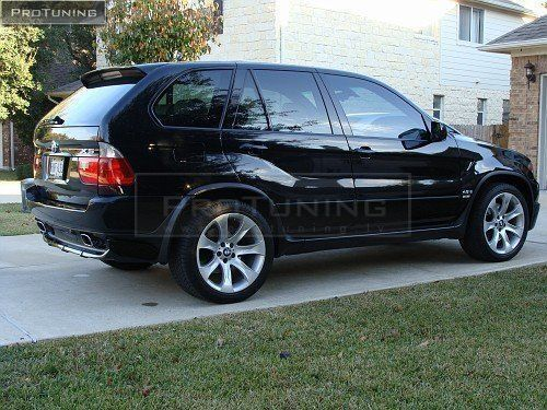 bmw x5 e53 arches trim extension spoiler. Black Bedroom Furniture Sets. Home Design Ideas