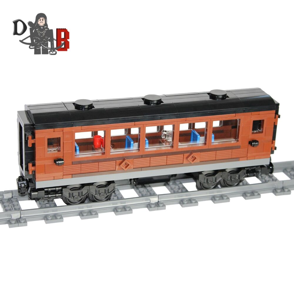 Custom city train emerald night passenger carriage car for Car carriage