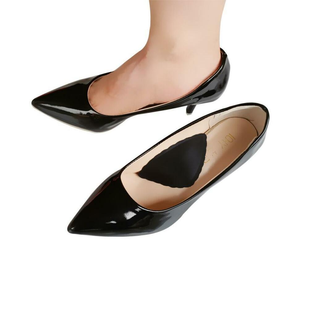 High Heel Shoes Cushion Insert Pad Arch Support Insole ...