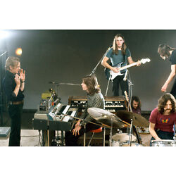 Pink Floyd Rare In Concert Shot Color 11x17 Mini Poster