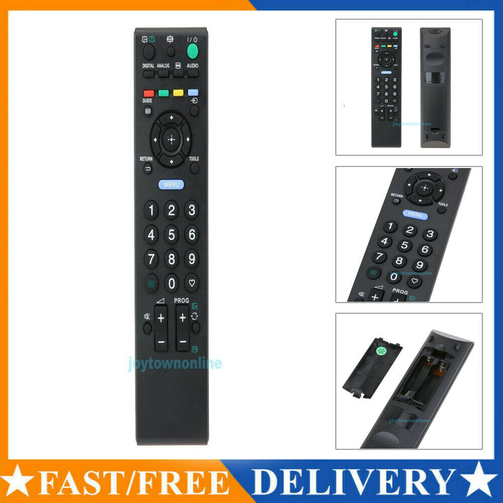 replacement remote control for sony rmed017 rmed047