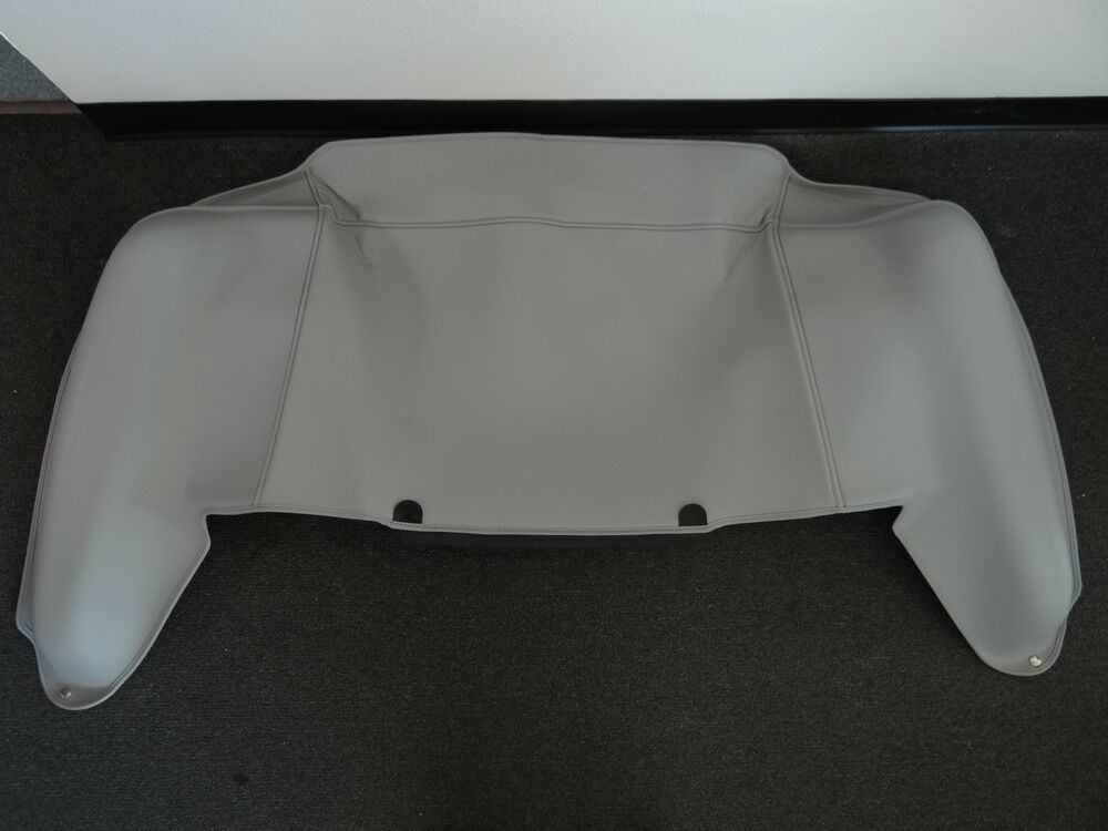 2005 2008 Chrysler Pt Cruiser Convertible Top Boot Cover