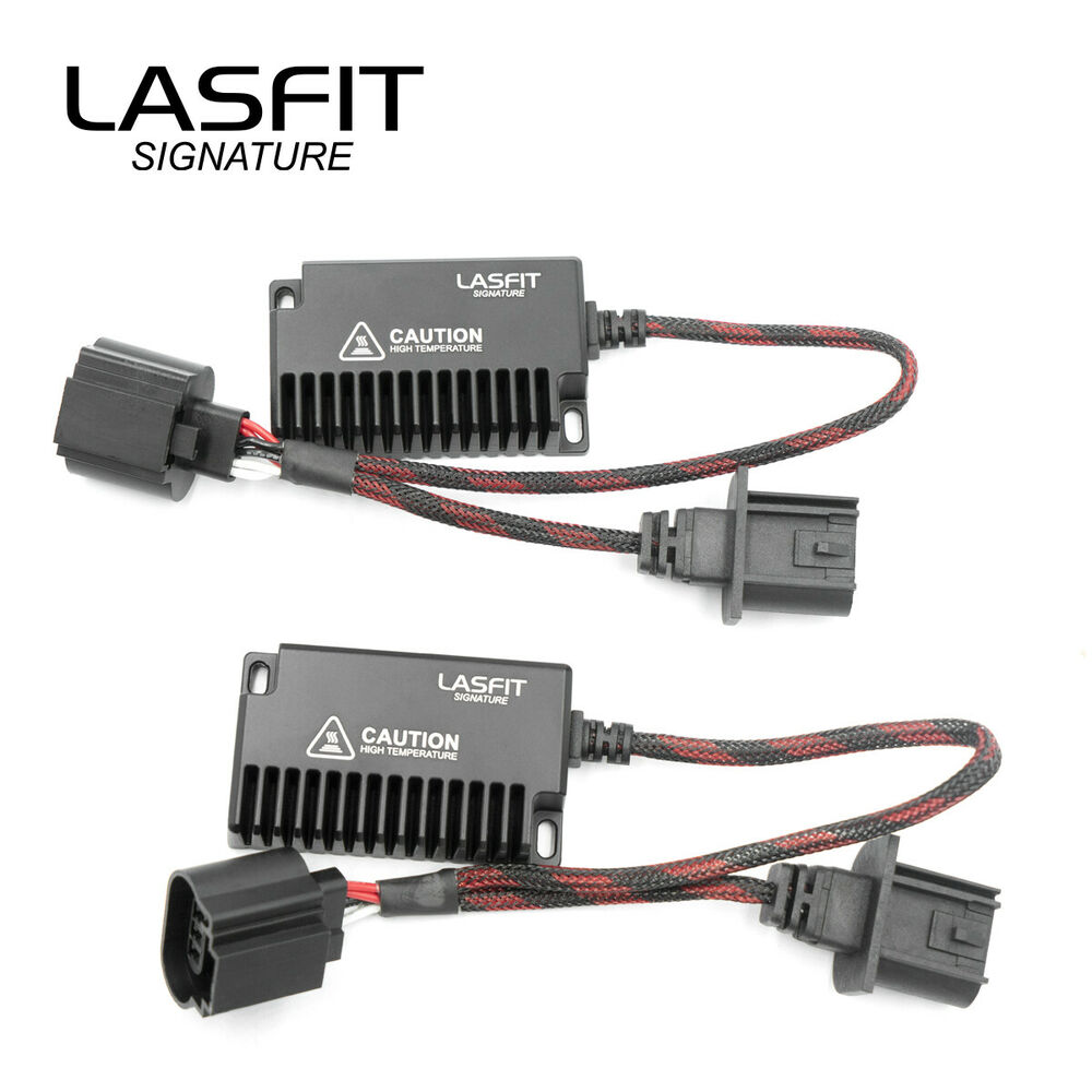 2x H13 9008 LED Headlight Bulb Canbus Error Free Anti ...