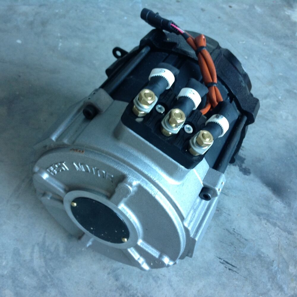 Best 2850 rpm 3 phase induction ac motor ev electric for Ac or dc motor for electric car