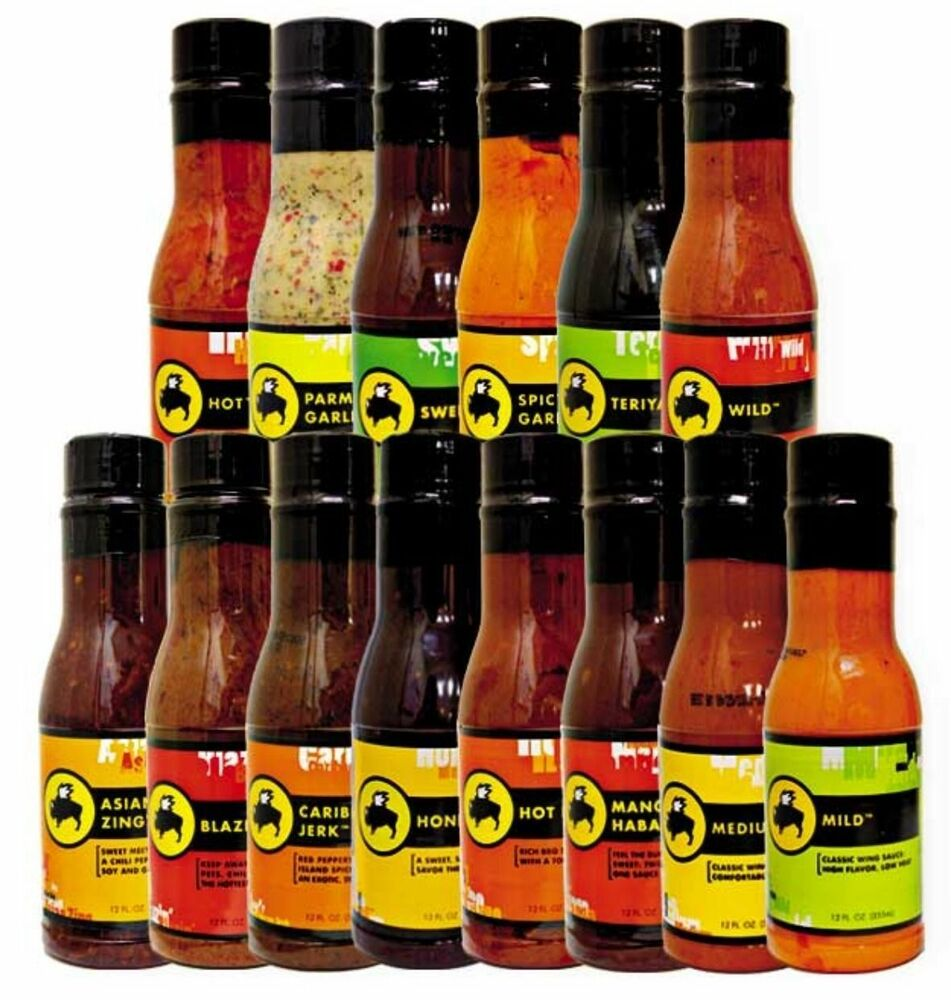 Review – Buffalo Wild Wings Ghost Pepper Sauce and Salted ...  |Buffalo Wild Wings Blazin Sauce