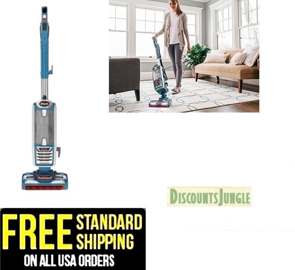 Brand New Shark Powered Lift Away Speed Duoclean Bagless
