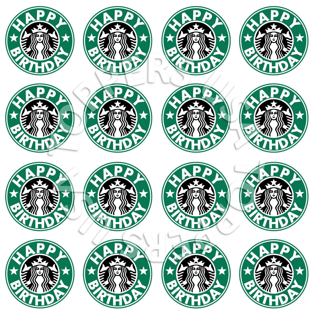 It's just a graphic of Crazy Starbucks Printable Logo