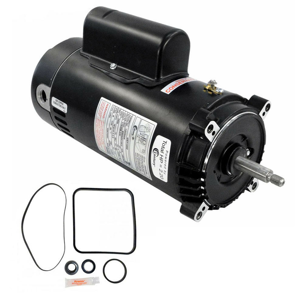 Hayward Super Pump 2 Hp Sp2615x20 Motor Kit Ao Smith