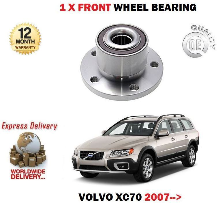 Details About For Volvo Xc70 T5 T6 3 2 D3 D4 Awd 2007 2017 1x Front Axle Wheel Bearing Kit