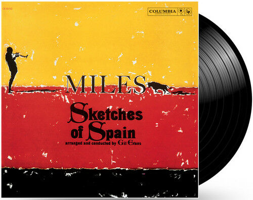Miles Davis : Sketches of Spain VINYL (2017) ***NEW***