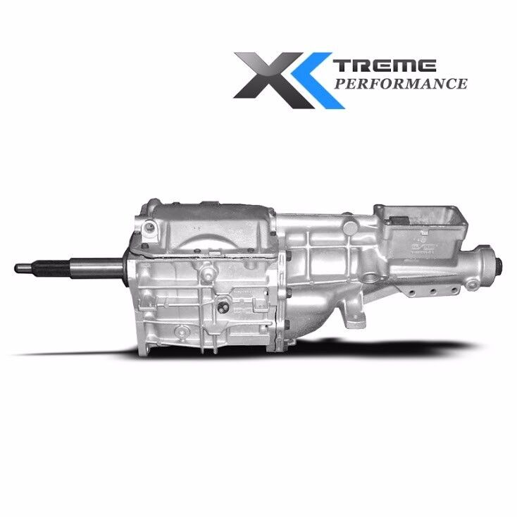 T5 T-5 Borg Warner Tremec Manual Transmission For Ford
