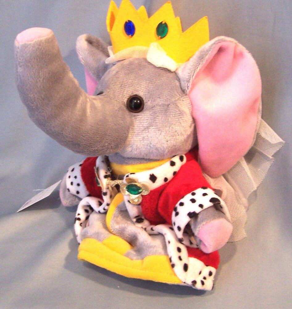 Restoration Hardware Ebay: Restoration Hardware Royal Elephant Queen Hand Puppet