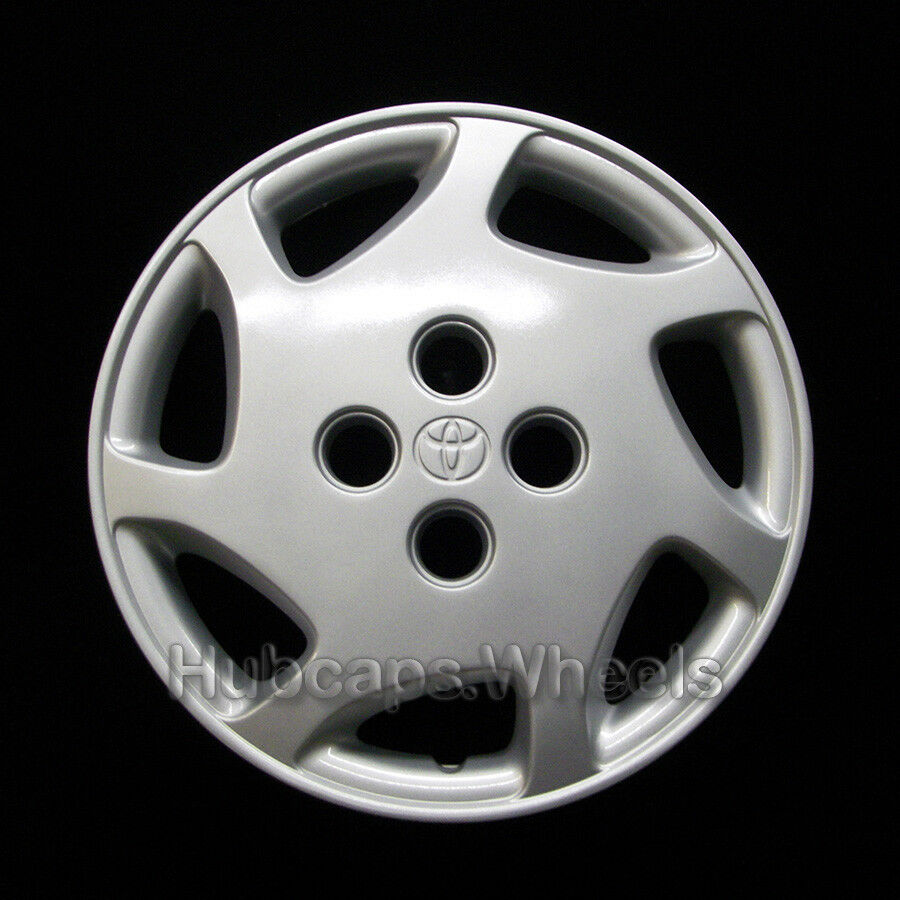Details About Toyota Corolla 14 Inch Hubcap 1998 2000 Professionally Reconditioned 7 Spoke