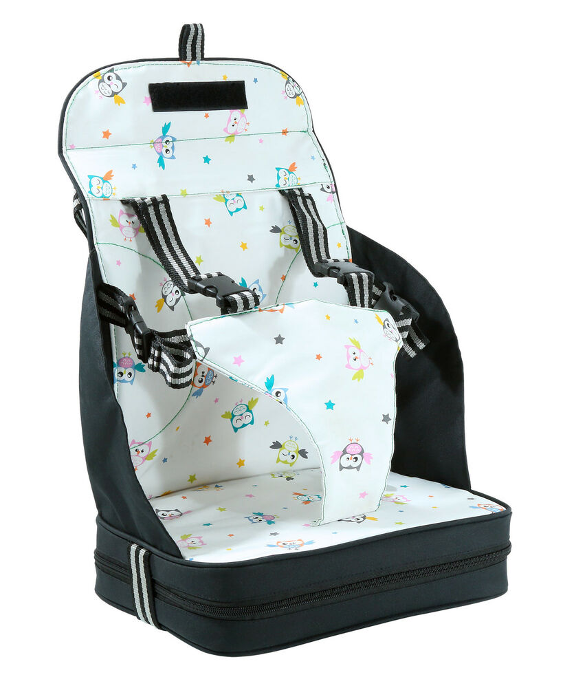 Venture Travel Booster Seat High Chair Highchair With 5