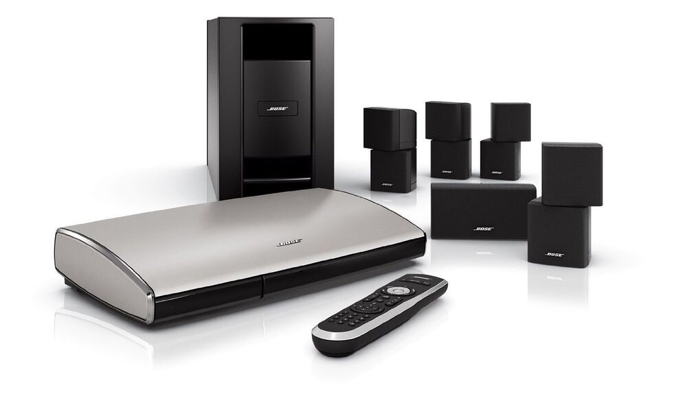 bose lifestyle t20 5 1 channel home theater system immaculate condition ebay