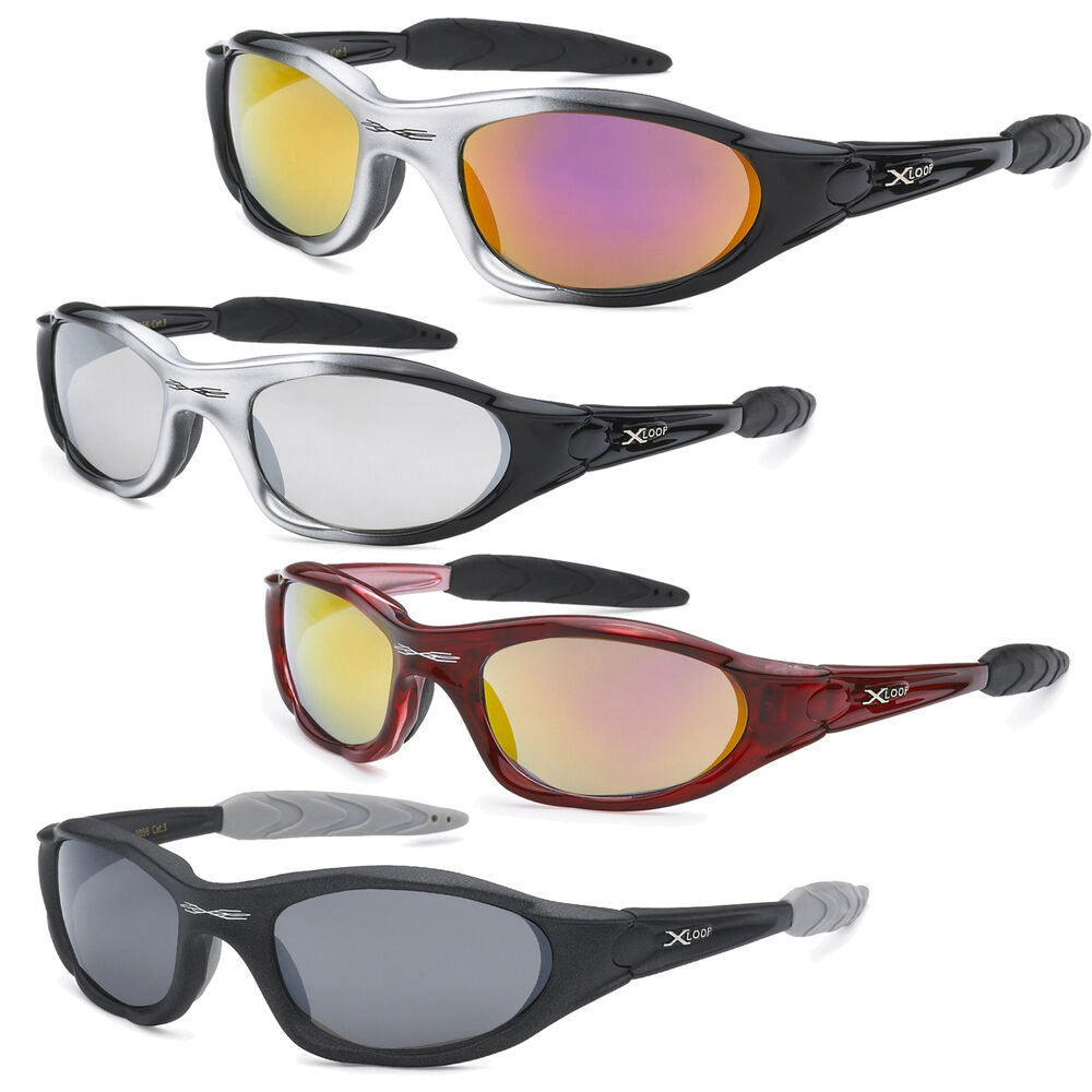 fbcb6b8bf0 Details about New X Loop Designer Sport Performance Fashion Sunglasses For  Men   Women