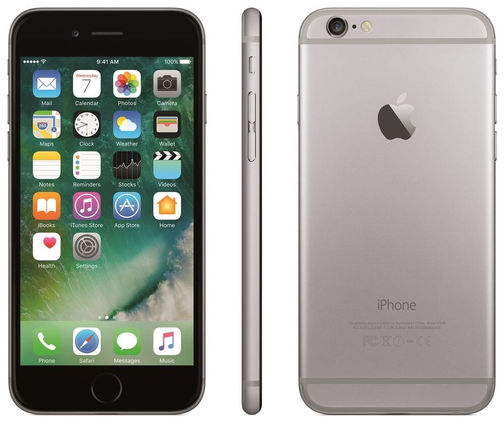 iphone 6 at verizon new overstock apple iphone 6 16gb space gray verizon a1549 14928