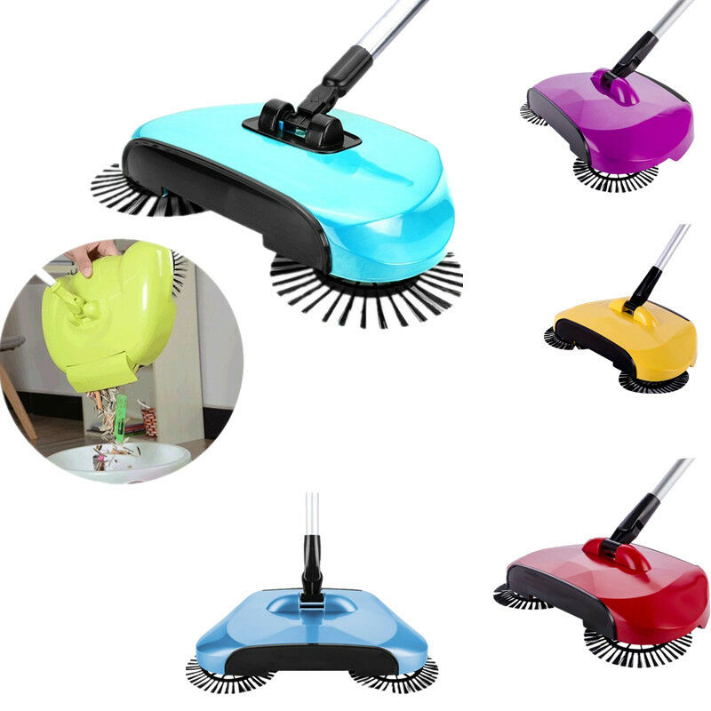 Automatic Household Hand Push Robot Sweeping Vacuum