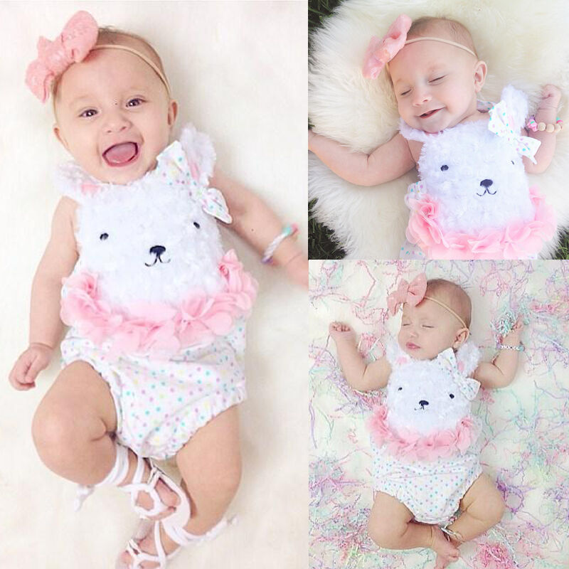 Cute Baby Clothes For Newborn Girls