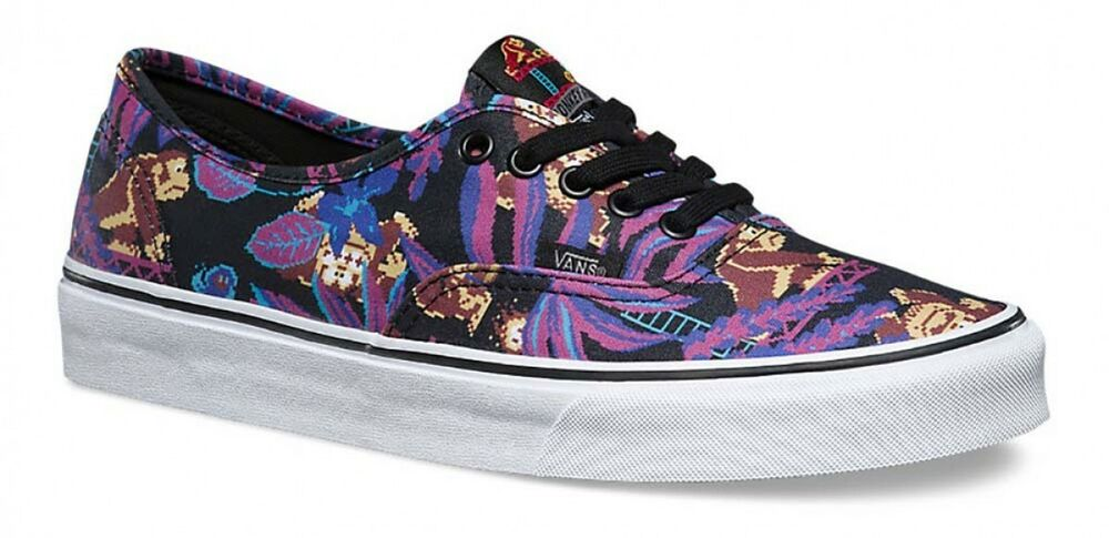 6d8f1aff878a4a Details about Vans x Nintendo DONKEY KONG Shoes (NEW) Authentic 8-Bit FREE  SHIP Mens Size 4-11