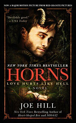 Horns Movie Tie-in Edition: A Novel by Joe Hill | eBay