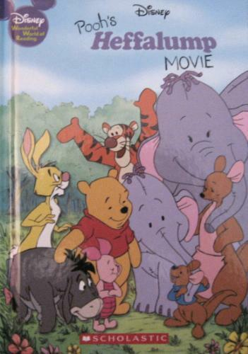 Details About Disney Poohs Heffalump Movie Wonderful World Of Reading By