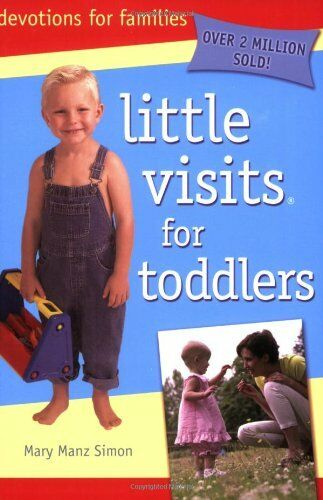 Little Visits For Toddlers By Mary Manz Simon 9780758608451 Ebay