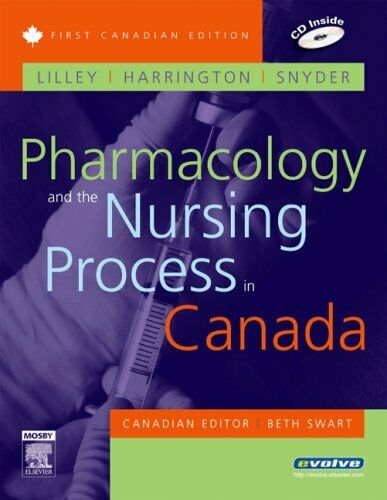 Pharmacology And The Nursing Process In Canada 9780779699711 EBay