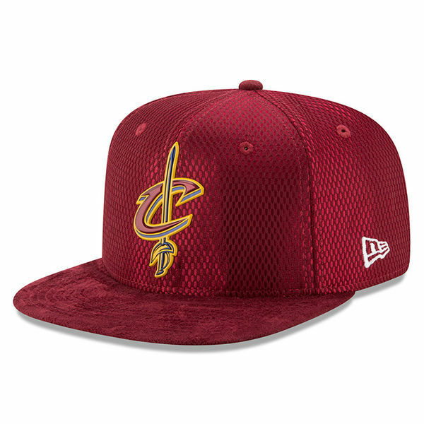 fb559080d Details about Cleveland Cavaliers New Era 2017 NBA Draft Official On Court Snapback  Cap Hat