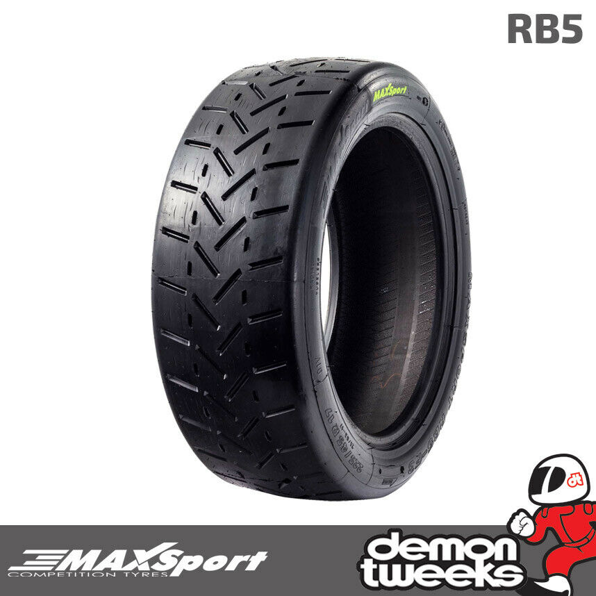 maxsport 225 45 17 rb5 moulded slick tarmac rally tyre 225 45 r17 medium 22100005457 ebay. Black Bedroom Furniture Sets. Home Design Ideas
