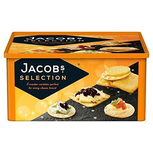 Jacob's Biscuits For Cheese, Cream Crackers & Biscuits ...