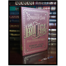 The Strange Case of Dr. Jekyll and Mr. Hyde Brand New Leather Bound Collectible