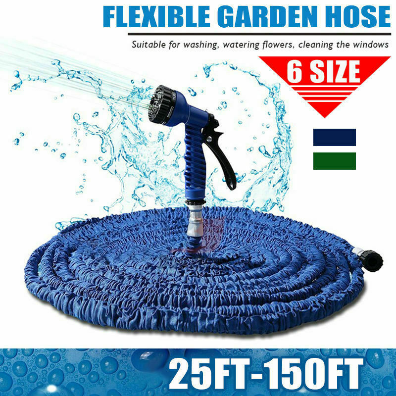 Household Sprinkler Car Washing Multi-functional High Pressure Sprayer With Telescopic Water Pipe Garden Watering Flower Car Was Paint Care Car Wash & Maintenance