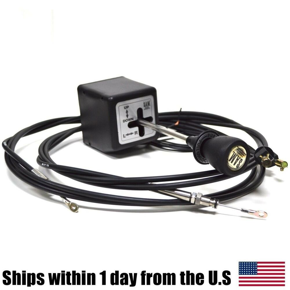 NEW SNOW PLOW REPLACEMENT JOYSTICK CABLE CONTROL A5843 W56130 A5843 W56130 FITS FISHER