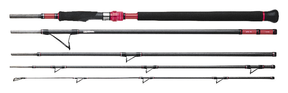 Daiwa Ardito 11 Medium Fast Action Travel Surf Rod
