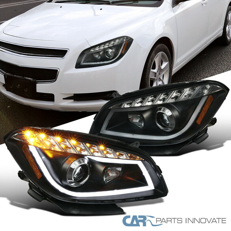 08-12 Chevy Malibu Black Replacement LED Signal Strip
