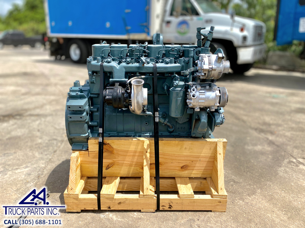cummins 5 9l 6bt diesel engine 230 hp 12 valve motor fully mechanical fuel pump ebay. Black Bedroom Furniture Sets. Home Design Ideas
