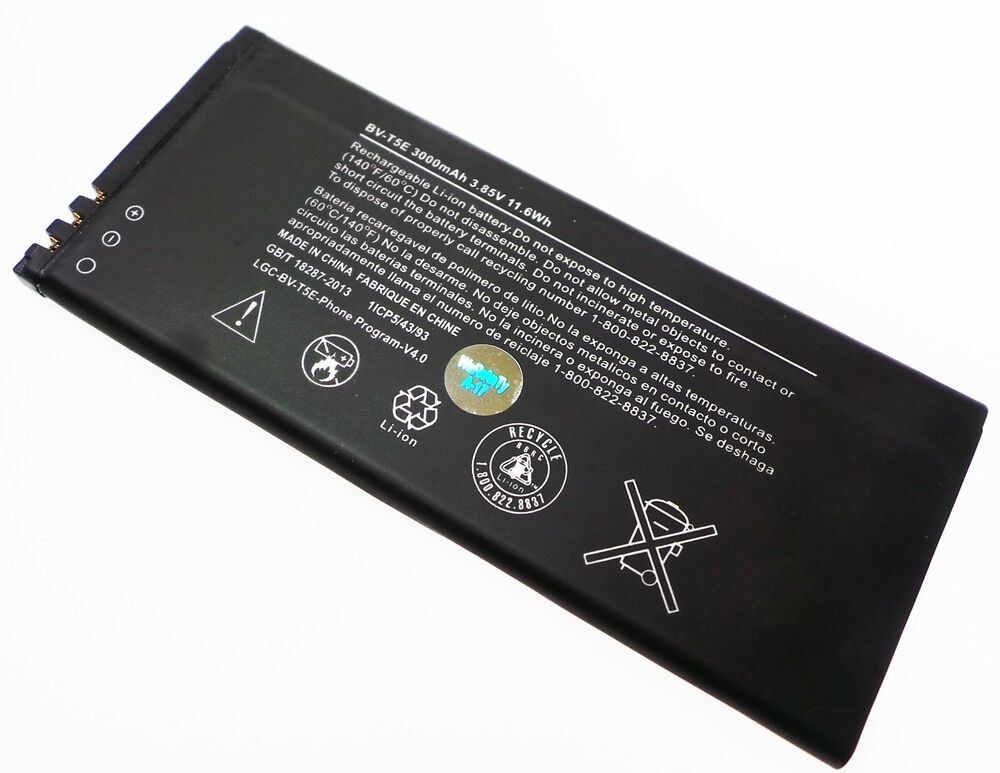 nokia rechargeable li-ion battery