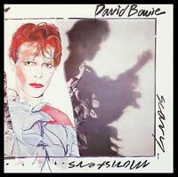 DAVID BOWIE - SCARY MONSTERS D/Remaster CD ~ FASHION~ASHES TO ASHES ~ 80's *NEW*