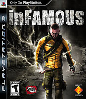 BRAND NEW Sealed inFamous - Greatest Hits Edition (Sony PlayStation 3, 2009)
