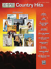 10 FOR 10 SHEET MUSIC COUNTRY HITS PIANO SOLO SONG BOOK SONGBOOK