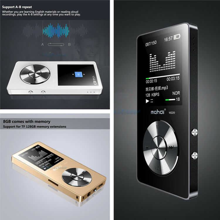 2017 latest version mp3 music player lossless sound. Black Bedroom Furniture Sets. Home Design Ideas