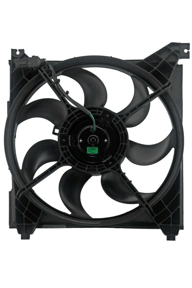 Engine Cooling Fan Assembly Fits 2001
