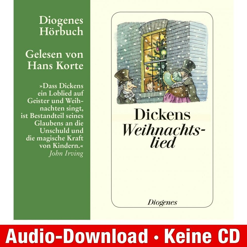 Hörbuch-Download (MP3) ☆ Charles Dickens: Weihnachtslied   eBay