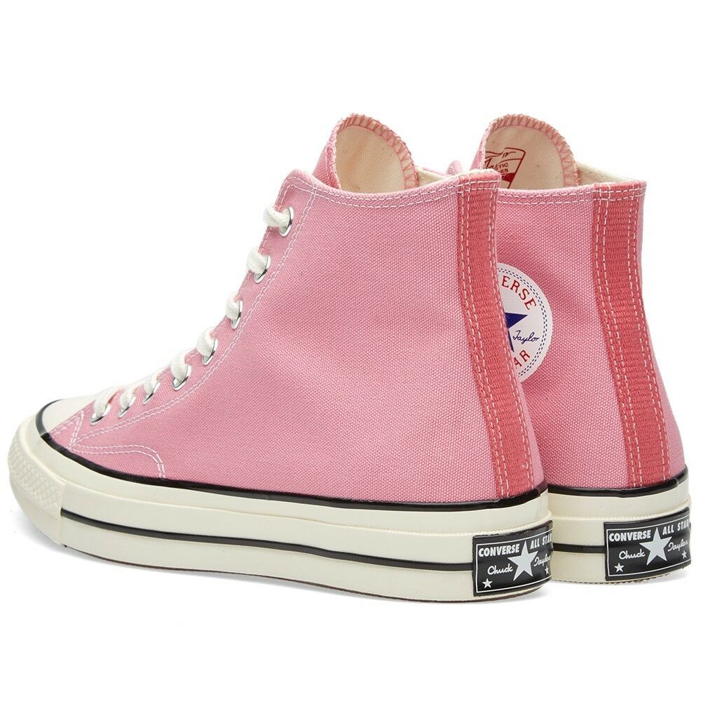 4c63e82140c79d Converse Chuck Taylor All Star 1970s Hi Chateau Rose Pink First String  151225C