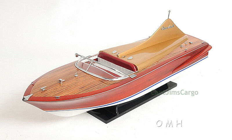 Foot Chris Craft Runabout